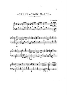 Craneycrow March: Craneycrow March by C. Linder