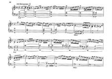 Sonate d'Intavolatura per Organo e Cimbalo: No.12 All' Elevazione in F Major by Domenico Zipoli