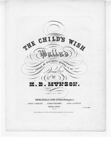 The Child's Wish: The Child's Wish by H. D. Munson