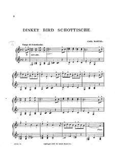 Dinkey Bird: Dinkey Bird by Carl Martel