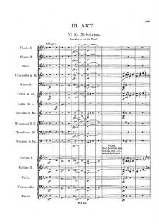 Die Zauberharfe (The Magic Harp), D.644: Act III by Franz Schubert