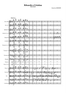 Eduardo e Cristina: Overture by Gioacchino Rossini