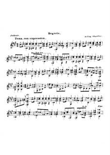 Regrets: Regrets by Arling Shaeffer