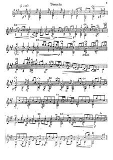Toccata: For Guitar by Silvius Leopold Weiss