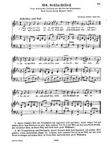 Schlachtlied: Schlachtlied by Friedrich Silcher