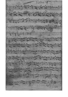 Trio Sonata for Two Violins and Basso Continuo in A Minor, TWV 42:a5: Trio Sonata for Two Violins and Basso Continuo in A Minor by Georg Philipp Telemann