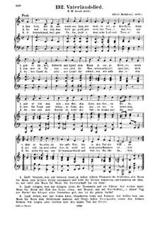 Vaterlandslied: Vaterlandslied by Albert Methfessel
