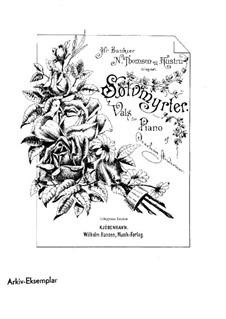 Sølv Myrter: Sølv Myrter by Joachim Andersen