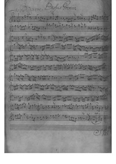 Suite in G Major, TWV 55:G2: Suite in G Major by Georg Philipp Telemann