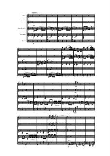 Woodwind Quintet in C Major, Op.91 No.1: Movement II by Anton Reicha