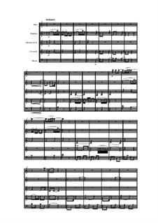 Woodwind Quintet in C Major, Op.99 No.1: Movement II by Anton Reicha