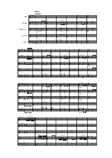 Woodwind Quintet in A Major, Op.99 No.3: Movement IV by Anton Reicha
