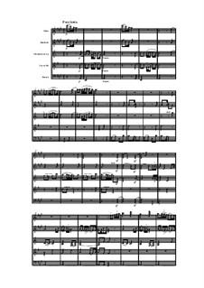 Woodwind Quintet in D Major, Op.99 No.4: Movement II by Anton Reicha