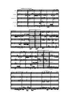 Woodwind Quintet in E Minor, Op.100 No.4: Movement II by Anton Reicha