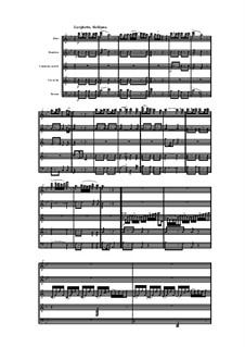 Woodwind Quintet in F Major, Op.88 No.6: Movement II by Anton Reicha