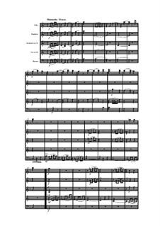 Woodwind Quintet in F Major, Op.88 No.6: Movement III by Anton Reicha