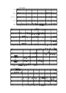 Woodwind Quintet in A Major, Op.91 No.5: Movement II by Anton Reicha