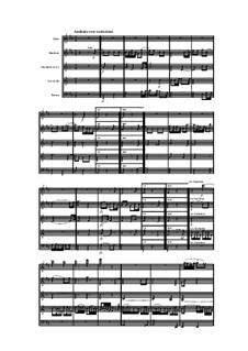 Woodwind Quintet in A Minor, Op.100 No.5: Movement II by Anton Reicha