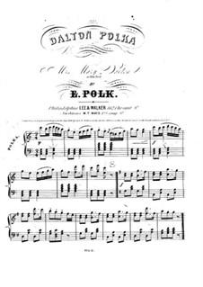 Dalton Polka: Dalton Polka by E. Polk