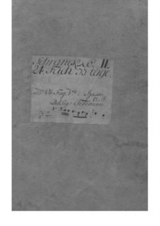 Suite in B Flat Major, TWV 55:B7: Suite in B Flat Major by Georg Philipp Telemann