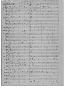 The Diplomat. March: Full score by John Philip Sousa