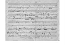 Serenade for Cello and Piano: Serenade for Cello and Piano by Francesco Florimo