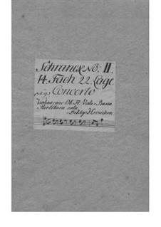 Concerto Grosso in G Major, SeiH 213 Hwv I:7: Concerto Grosso in G Major by Johann David Heinichen