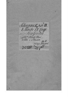 Sinfonia in G Minor, Si 7: Sinfonia in G Minor, Si 7 by Tomaso Albinoni