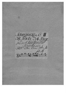 Sinfonia-Fantasia in A Minor, TWV 44:42: Sinfonia-Fantasia in A Minor by Georg Philipp Telemann