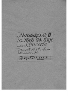 Quartet for Violin, Flute, Oboe and Basso Continuo, TWV 43:G6: Quartet for Violin, Flute, Oboe and Basso Continuo by Georg Philipp Telemann