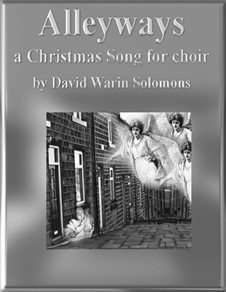 Alleyways (or Rollicking Along): For mixed choir by David W Solomons