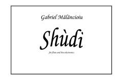 Shudi: Shudi by Gabriel Mãlãncioiu