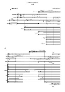 Symphonic poem 'The gаrdеn': Symphonic poem 'The gаrdеn' by Kirill Fandeev