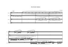 Flute Quartet (four Flutes), MVWV 38: Flute Quartet (four Flutes) by Maurice Verheul
