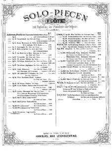 Impromptu No.2, Op.54: Impromptu No.2 by Joachim Andersen