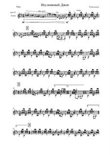 Elusive John: Elusive John by Vladimir Malganov