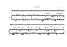 Song for Bass and piano No.6 on a poem of Madame G. Mesureur, MVWV 189: Song for Bass and piano No.6 on a poem of Madame G. Mesureur by Maurice Verheul