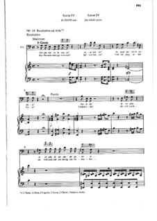 Hai gia vinta la causa: Piano-vocal score by Wolfgang Amadeus Mozart