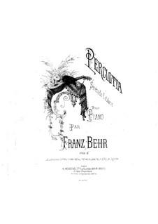 Perciotta: Perciotta by Franz Behr