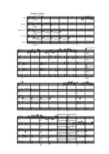 Woodwind Quintet in G Major, Op.99 No.6: Movement III by Anton Reicha