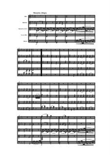 Woodwind Quintet in E Flat Major, Op.88 No.2: Movement II by Anton Reicha