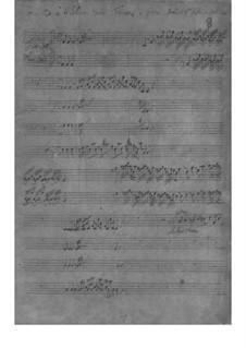 Concerto Grosso in F Major, SeiH 235 Hwv I:19: Concerto Grosso in F Major, SeiH 235 Hwv I:19 by Johann David Heinichen