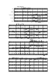 Woodwind Quintet in E Flat Major, Op.88 No.2: Movement IV by Anton Reicha