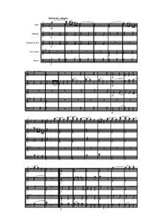 Woodwind Quintet in B Flat Major, Op.88 No.5: Movement III by Anton Reicha