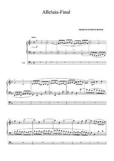 Alleluia-Final: Alleluia-Final by Marco Enrico Bossi
