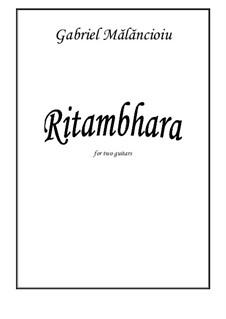 Ritambhara: Ritambhara by Gabriel Mãlãncioiu