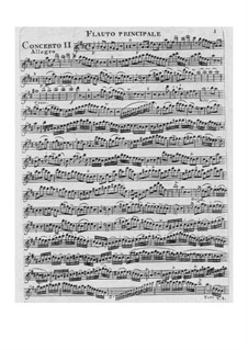 Concerto for Flute and Orchestra No.2 in D Major: Concerto for Flute and Orchestra No.2 in D Major by François Devienne
