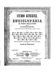 Studio Generale. Enciclopedia di Passi Brillanti: Studio Generale. Enciclopedia di Passi Brillanti by Carl Czerny