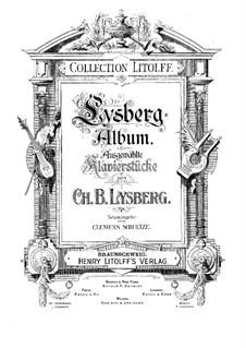Brilliant Waltz, Op.48: Brilliant Waltz by Charles Samuel Bovy-Lysberg