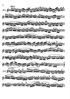 Eighteen Etudes for Oboe, Op.12: Eighteen Etudes for Oboe by Franz Wilhelm Ferling